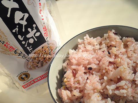 雑穀米のメタボブレンド